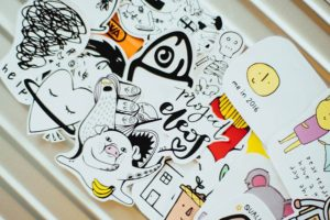 illustration and graphic design in Valencia